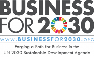 Business for 2030 homepage logo