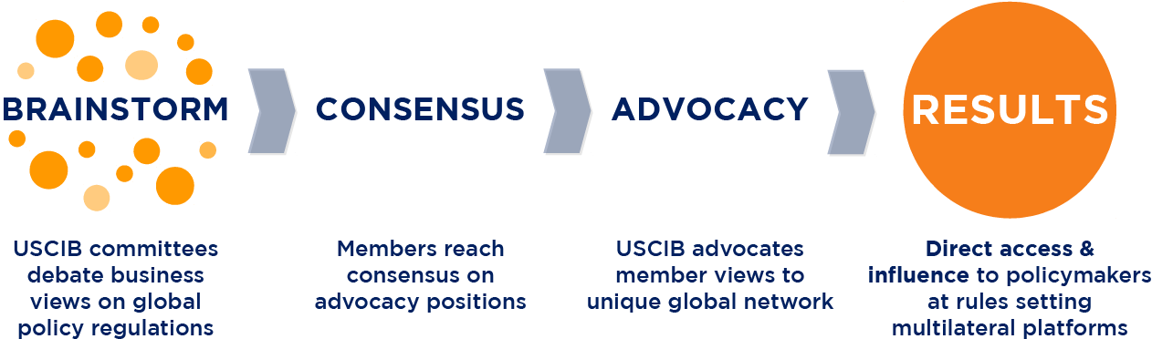 USCIB Access Influence