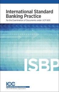 International Standard Banking Practice - ISBP 2013