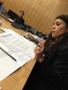 Helen Medina (USCIB)