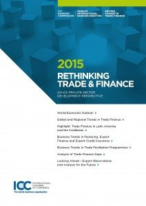 Cover Page ICC Global Survey on Trade Finance 2015_source