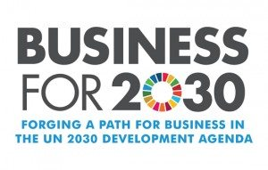 Business for 2030 logo