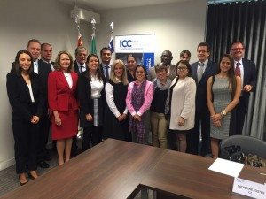 Heads of the ICC Americas Regional Group