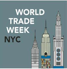 World Trade Week NYC logo
